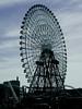 PhoTones Works #9670 (TAKUMA KIMURA) Tags: photones olympus omd em1mark2 takuma kimura 木村 琢磨 横浜 yokohama 日本 japan snap 観覧車 ferris wheel silhouette シルエット