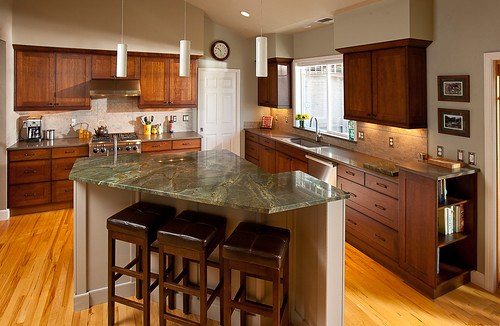 Eugene Contemporary Kitchen 002