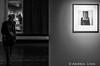 Grand Opening....Irving Penn (andrealinss) Tags: berlin bw blackandwhite berlinstreet berlinstreets schwarzweiss street streetphotography streetfotografie andrealinss 35mm availablelight coberlin cogallery co amerikahaus vernissage opening ausstellung irvingpenn