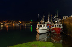 Dingle port at night (Free Derry) Tags: dingle ireland ngc