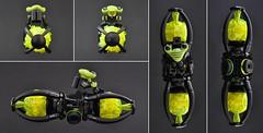 Rebel Speeder Bike 'Unidentified' (Additional views) (Inthert) Tags: lego unidentified rebel moc bike speeder lsb district 18