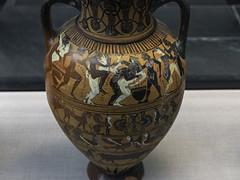 "Erotic Komos - II (Egisto Sani) Tags: ""tyrrhenian amphora"" ""anfore tirreniche"" amphora anfora ""gugliemi group"" ""g painter"" ""pittori di guglielmi"" ""pittore g"" ""etruscan art"" pottery"" ""arte etrusca"" ""ceramica vulci etruria munich monaco münchen antikensammlungen ""sh 1432"" 1432 sh1432"