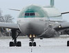 EI-FNG Aer Lingus Airbus A330-302  Lining up for Take-off on Runway10 in the Snow at Dublin Airport 28th February 2018 (Conor O'Flaherty) Tags: eifng aerlingus shamrock aer lingus dublinairport dub dublin airport snow beastfromtheeast stormemma takeoff airbus a330 a330302 a333 generalelectriccf6 cf6 ireland aviation jet hare