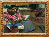 DSC6365 Joaquin Sorolla - Clotilde en el estudio, 1900, Museo Sorolla, Madrid (Ramón Muñoz - ARTE) Tags: joaquín sorolla joaquin pintura obras de pinturas cuadros museo