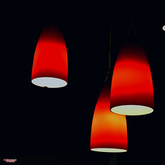 Illumination (MBates Foto) Tags: color fixture glass hanging illumination indoors lighting nikkorlens nikon nikond810 red stockimage spokane washington unitedstates 99208