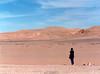 Desert heartbeat (paul indigo) Tags: negev paulindigo alone desert figure landscape lone mountains person rocks