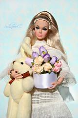 Poppy Parker Misty Hollows (КристинаCristina) Tags: fashionroyalty fashion royalty poppy parker misty hollows flowers spring integrity toys doll dollphotographer dollcollector schnoorc
