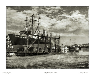 Dry Docks, Nova Scotia