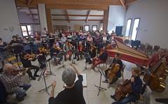 Ensemble (incomplet) Colla Parte & Le Madrigal de Nîmes dirigés par Muriel Burst - IMG_4630 (6franc6) Tags: clavecin occitanie languedoc gard 30 mars 2018 madrigal madrigaldenîmes concert musique chorale choeur orchestre 6franc6 collaparte canon1022