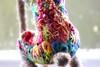 flowerbomb hare 080 (adore62) Tags: feltedfido felted flowerbomb hare handmade needlefelted embroideredfeltedhare embroidered embroidery colour flowers floral