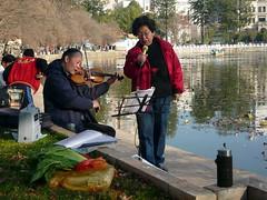 Their Music Sounded Wonderful (Wolfgang Bazer) Tags: green lake park 翠湖公园 kunming yunnan china