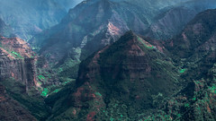 Hawaii - Kauai  Island - Waimea Canyon State Park (Feridun F. Alkaya) Tags: kauai kauaiisland usa hawaii waimeacanyonstatepark waimea waimeacanyon hawaiiisland ngc aloha worldheritagelist unescoheritagelist unesco unc kohala mauna hualalai kilauea volcanos garden sky landscape flower honolulu waikikibeach beach puuualakaastatepark pearlhabor