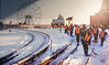 """""""December 2010 Blizzard: Workers clear Tracks near Coney Island"""" Photograph, New York Transit Museum, Brooklyn, New York City (jag9889) Tags: 2010 2016 20160612 anniversary blizzard brooklyn coneyisland damage downtownbrooklyn elevatedtracks ferriswheel indoor kingscounty mta metropolitantransportationauthority museum ny nyc nytm newyork newyorkcity newyorktransitmuseum noreaster people photograph snow subway tracks transit transportation usa unitedstates unitedstatesofamerica jag9889"""