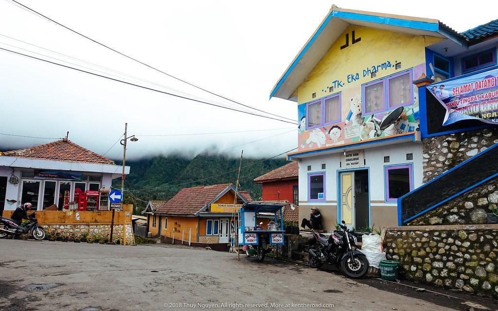 Làng Cemoro Lawang