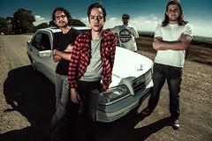4 de Maio, 2013 - LeftZero Promo / Day (AlSasaki) Tags: band rock maringa oklahomacityghosts mercedesbenz banda shoot promo leftzero clip clipe
