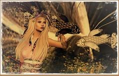 minamikaze180323-1 (minamikaze2010) Tags: wasabi tcf cureless izzies justmagnetized tentacio thearcadegacha white~widow skinfair andika bentopose keke fameshed {anc} kustom9 air baroqued gacha spring fantasy