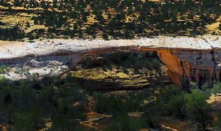 Natural bridges... of stone