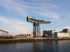 The Finnieston Crane (@crantock) Tags: finnieston crane stobcross quay queens dock river clyde glasgow pacific landscape dominating giant cantilever riverside walk modern history scotland iconic
