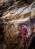 Cascatelle - Gouffre des Fonteny, Vellevans (25) - France (Romain VENOT) Tags: cavers caves caving cavités doubs fonteny france franchecomté gouffre karst lights olympus speleo spéléologie underworld vellevans