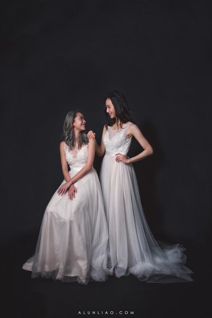閨蜜寫真,婚攝花輪Alun,JayWedding攝影棚,竹圍漁港