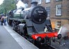 GROSMONT 190909 75029 (SIMON A W BEESTON) Tags: nymr grosmont goathland north yorkshire moors railway 75029 green knight 4mt
