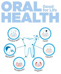Thing that you have to Do to Get a Healthy Mouth (Prime Dental Care Clinic) Tags: tooth dental caries teeth disease hygiene medical illustration decay gum enamel anatomy periodontal healthy cavity toothache care health problem plaque treatment human dentist medicine badbreath infection root inflammation mouth pain dentistry problems crown oral bad design healthcare stages labeled calculus sensitiveteeth canal periodontitis pulp molar dentin gingivitis gums abscess element oralhealth