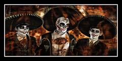 Day_of_the_Dead San_Diego Three-Amigos - CA 5 (BELZ'S WORLD) Tags: dayofthedead sandiego threeamigos ca