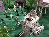 Attack on Endor Diorama (The Creative Outlet) Tags: star wars diorama endor ewoks empire stormtroopers