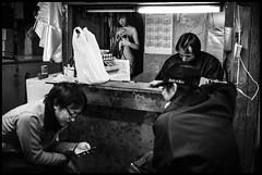 After-Hours Inner Market, Tsukiji, Chūō-ku, Tōkyō-to (GioMagPhotographer) Tags: tōkyōto peoplegroup marketstore eastofthesun chūōku tsukiji leicam9 japan japanproject ch chku tokyo tkyto chūō