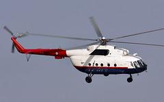 Mil17 Hip (Bernie Condon) Tags: mil mi17 hip helicopter transport utlity cargo chopper mod aaee boscombedown qinetiq etps military