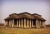 Chaturmukha Basadi, Karkala, Karnataka, India (Kaushik.N.Rao) Tags: landscape tourism travel basadi jain shrine karkala udupi vignetting temple sightseeing nature colors photography canon dslr karnataka india 2k18 architecture sculptures