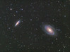 M81 & M82 Galaxies (Phil Ostroff) Tags: m81 m82 galaxy galaxies celestron cgem 80mm refractor astronomy astrophotography astrometrydotnet:id=nova2469825 astrometrydotnet:status=solved