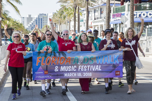 2018 Florida AIDS Walk