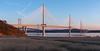 Queensferry Crossing (jasty78) Tags: queensferrycrossing forthroadbridge forthbridges riverforth goldenhour sunset bridge river lothians fife scotland nikond7200 sigma350mmf14
