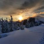 Backcountry Skiing Crater Lake National Park thumbnail