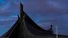Curve (tokyobogue) Tags: tokyo shibuya nikon nikond7100 d7100 sigma sigma1750mmexdcoshsm street japan roof curves nationalgymnasium yoyogi evening dusk