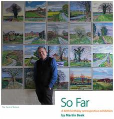 """So Far"" Retrospective Exhibition (Martin Beek) Tags: sofar exhibition art martinbeek retrospectiveexhibition modern artist painting america pleinair biography"