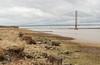 HUMBER BRIDGE, BARTON UPON HUMBER_DSC_8355_LR_2.5 (Roger Perriss) Tags: bartononhumber humber d750 shore debris humberbridge bridge river water vista