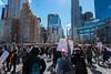 March for our lives march passing Columbus Circle NYC (paul.wasneski) Tags: newyork unitedstates us columbuscircle nyc marchforourlives centralparkwest protest resist democracy civildissonance aclu 1a