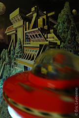 Score05En route vers la base 7 copie (Eric Erac) Tags: dessins raoulgiordan sf sciencefiction artima tourcoing tin toy science fiction flying saucer ufo