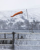 Icicles (raymond_carruthers) Tags: lochkatrine scotland winter trossachs pier stronachlachar icicle lomondtrossachsnationalpark wind landscape windsock frozen