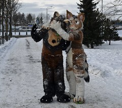 NordicFuzzcon 2018 758 (finbarzapek / SeanC) Tags: nordicfuzzcon nordic fuzzcon fuzz con 2018 fursuit fursuits furry furries convention stockholm sweden animal costumes