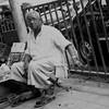 Street portrait (magiceye) Tags: street streetphoto streetportrait mumbai india monochrome blackandwhite bnw pavement