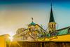 The Schloss Gumpoldskirchen (a7m2) Tags: schloss castle kieche church travel tourismus wein hotel winetown mödling loweraustria kirche catholic