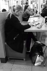Candid lady. (The friendly photographer.) Tags: britain blackandwhite blackwhite bw biancoenero blancoynegro blanco blancoenero candid d7100 dark england enblancoynegro ennoiretblanc flickrcom flickr google googleimages gb greatbritain greatphotographers greatphoto girl image inbiancoenero interesting lady female mamfphotography mamf monochrome nikon nikond7100 noiretblanc noir northernengland negro photography photo pretoebranco photograph photographer person quality schwarzundweis schwarz uk unitedkingdom upnorth urban excellentphoto zwartenwit zwartwit