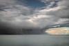 Storm is coming - Der Sturm kommt (EXPLORED) (Vera Arnold) Tags: storm sturm meer sea seascape holland niederlande netherlands zeeland leuchtturm lighthouse sky himmel wolken wolke clouds cloud long exposure langzeitbelichtung