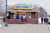 Cup & Cone (jpellgen (@1179_jp)) Tags: icecream cupcone whitebearlake softserve midwest usa america mn minnesota march winter 2018 nikkor 35mm nikon d7200 foodporn food cone raspberry