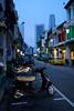 20171021-Canon EOS 750D-1778 (Bartek Rozanski) Tags: singapore evening street scooter bike chinese skyscrapper city asian