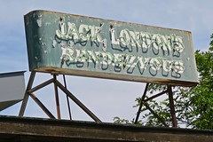 Jack London's Rendezvous, Oakland, CA (Robby Virus) Tags: oakland california ca east bay neon sign signage jack londons rendezvous bar pub historic tavern booze boozer heinolds first last chance