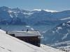 Un alpage de Matten (fcharriere) Tags: switzerland bern oberland lenk winter snowshoes mountain simmental
